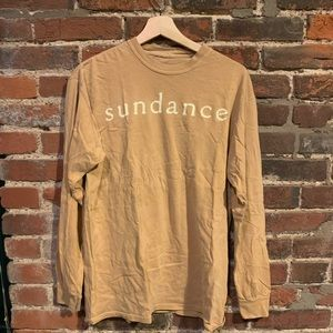 Yellow Sundance long sleeve